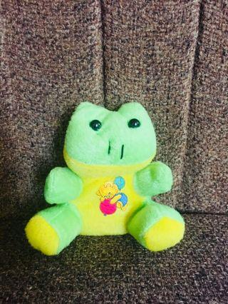 Boneka mini frog