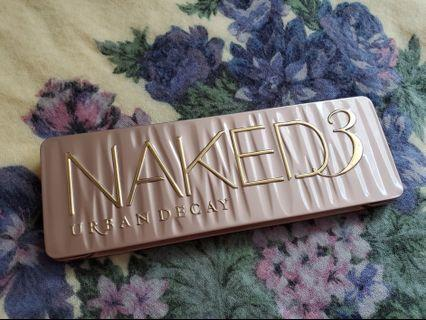 Urban Decay Naked 3 眼影