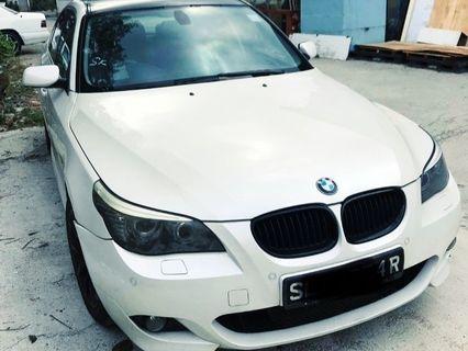 BMW E60 525i