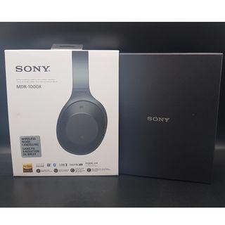 Sony MDR-1000x 無線降噪頭戴式耳機