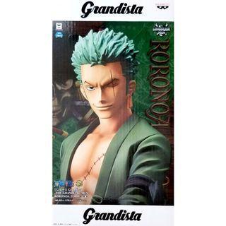 全新 One piece 海賊王 The grandline men Roronoa Zoro figure