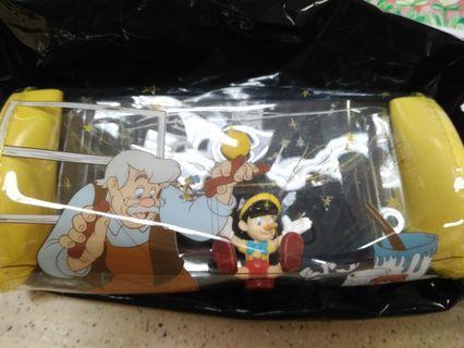 7仔最新小木偶筆袋