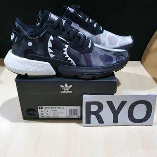 Adidas POD 3.1 X BAPE X NEIGHBORHOOD NBHD Not NMD ultra boost jordan