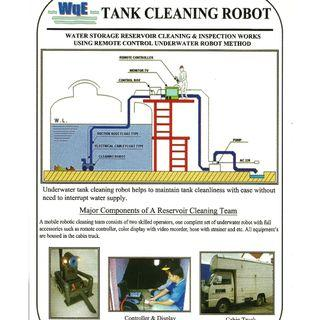 ROBOTIC TANK CLEANING