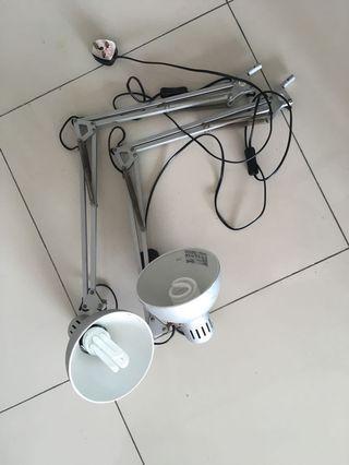 Ikea Tertial lamp