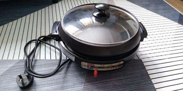 日本Imarflex火鍋燒烤二合一電子爐