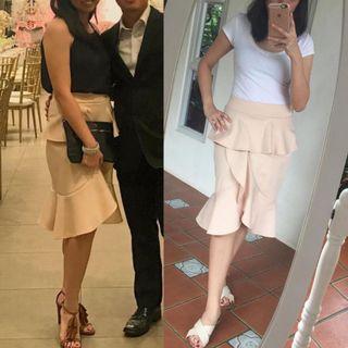 Apt8 inspired skirt