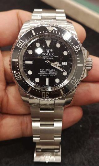 🚚 Rolex Deepsea Sea Dweller M116660