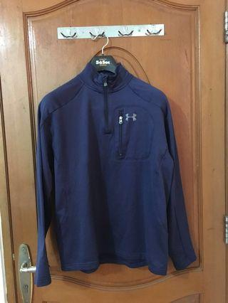 Under Armour 1/4 zip pullover cold gear