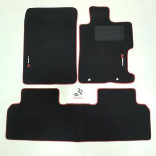 Honda Civic Type R Premium Velvet Car Mats