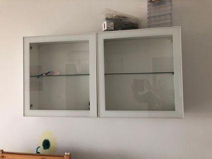 IKEA Cabinet for glass