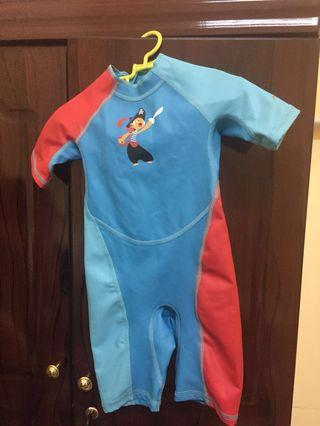 Kids Swimming Suit Nabaiji