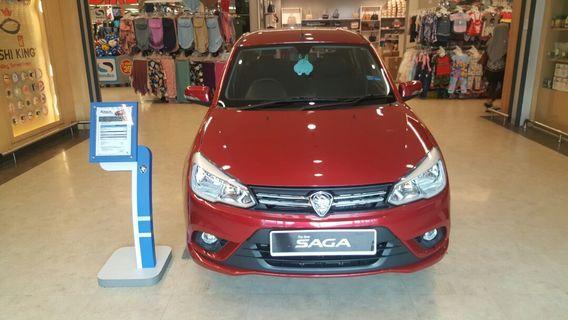 New Proton Saga VVT 1.3