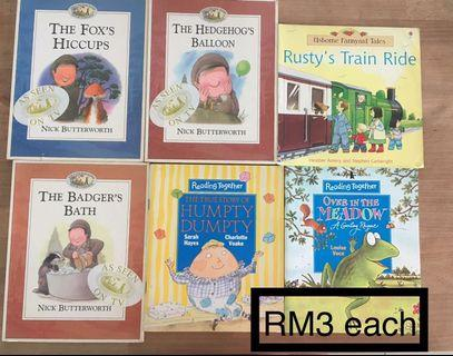 Story Books pack