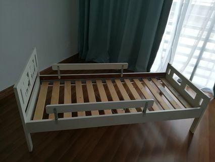 IKEA Children Bed Frame (white) 70x160cm