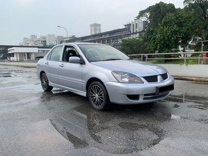 Mitsubishi Lancer For Rent!