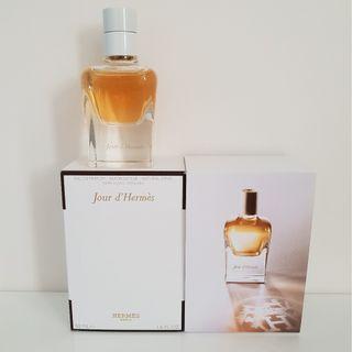 Hermes Jour d'Hermes parfum 50ml full size refillable