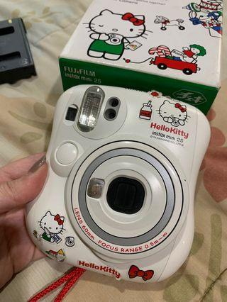 Instax Mini 25s Hello Kitty