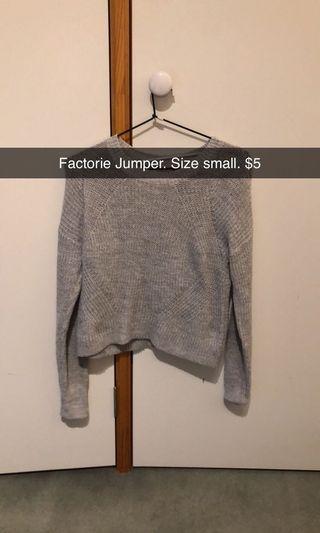Factorie Jumper