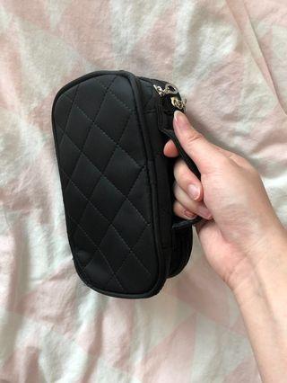 Cosmetic pouch / bag / tas kosmetik dua sisi double side
