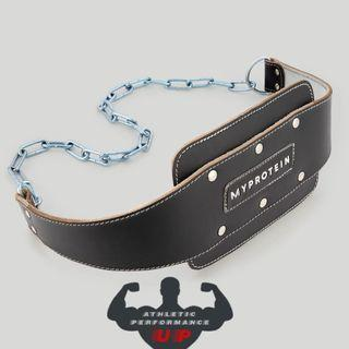 Myprotein Dipping Belt 健身負重腰帶