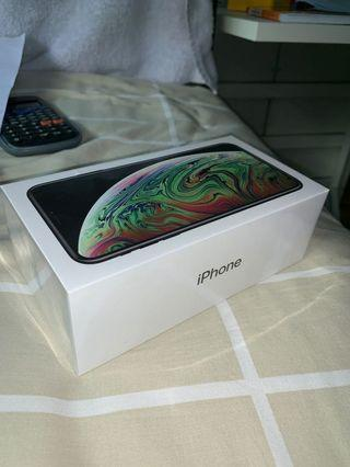 🚚 iPhone XS Max 256GB Brand new SEALED