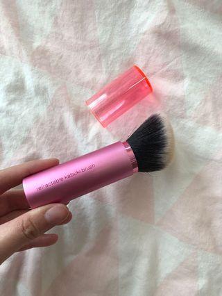 Kabuki Brush Real Techniques Retractable Brush Makeup Sams Pick