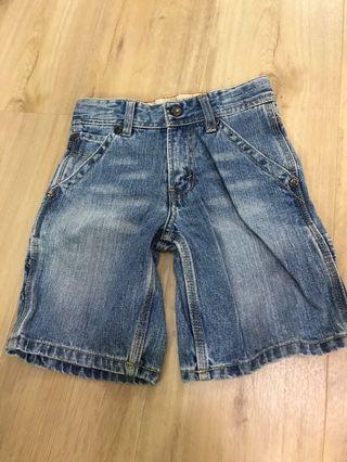 Preloved Kids Levi's Denim Shorts/Berms Size 3T