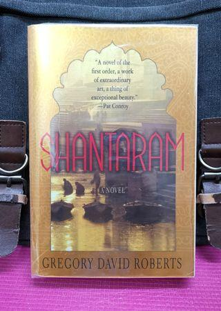 # Novel《Preloved Paperback +  A Grand, Sprawling, Intelligent, Autobiographical Epic Fiction, Elegantly Written & Splendidly Evocative of An India》Gregory David Roberts - SHANTARAM