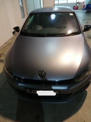 VW Scirocco 1.4 turbo