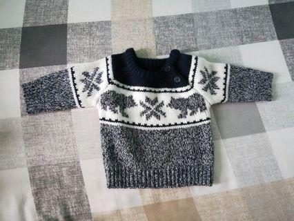 Sweater for newborn to 3 months