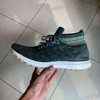 Ultra Boost ATR Mid Green Night