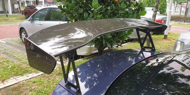 Voltex Type 1 Carbon Fibre GT Wing