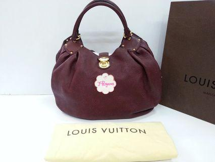 🚚 Authentic Louis Vuitton Monogram Mahina Hobo Bag {{Only For Sale}} ** No Trade ** {{Fixed Price Non-Neg}} ** 定价 **