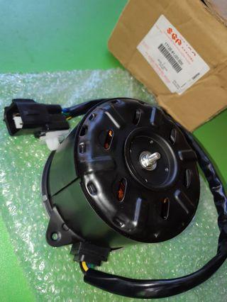 Auxillary fan motor for Suzuki APV