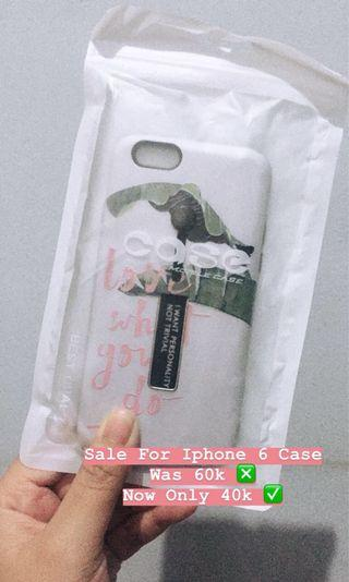 SALE Case for Iphone 6/6s