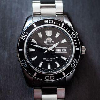 [BNIB] Orient Mako Automatic 200m Diver CEM75001BR Men Watch