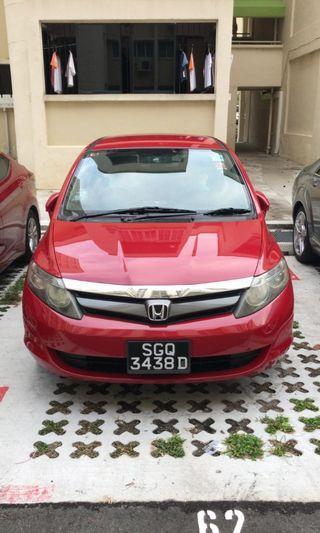 Honda Airwave for rent