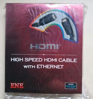 ENE HDMI 線 2M (非 LED TV , NOTEBOOK , PLAYSTATION ,  PS4  ,XBOX ) HDMI Cable
