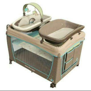 Washable Ingenuity Playpen