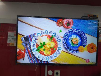 Cuma Bayar DP 900,000 LG LED SMART TV 49 INCH