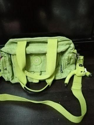 Kipling tote slingbag auth