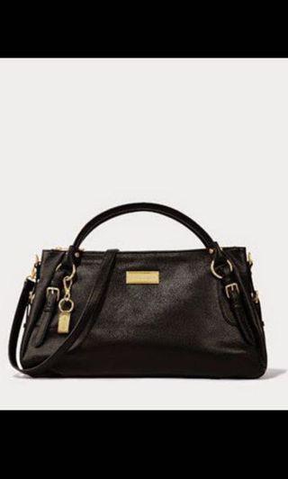 CHARLES & KEITH Black Medium Bag