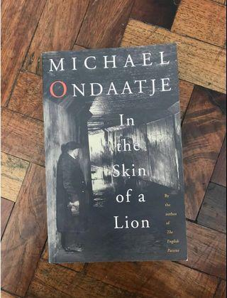 #ChangeTheCycle In The Skin of a Lion by Michael Ondaatje