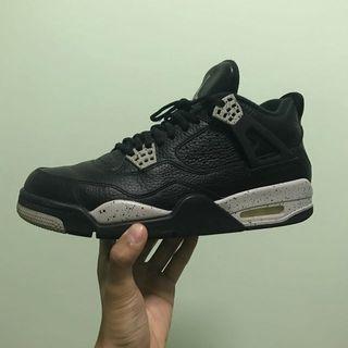 🚚 Air Jordan 4 Oreo