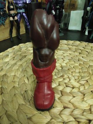 right leg and hand Juggernaut baf