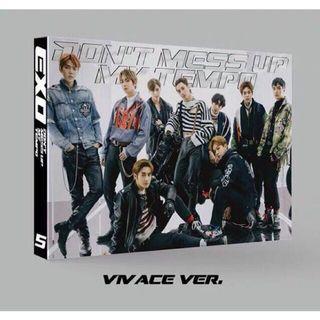 🚚 EXO Don't Mess Up My Tempo Album Vivace #ENDGAMEyourEXCESS
