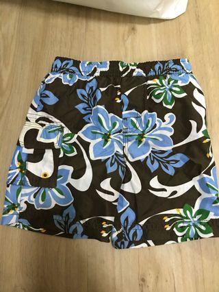 Preloved Boys Swim Shorts Size 18M