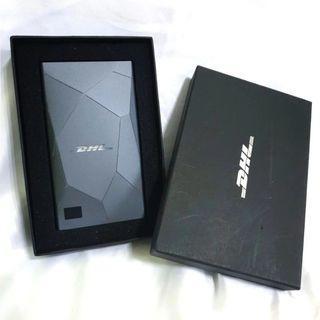 Brand New 4000mAh Black Sleek Powerbank