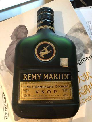 舊裝 Remy Martin V.S.O.P 20cl 40%